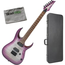 Ibanez RGA42FM TLF Transparent Purple Burst RGA S