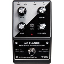 MFS Flange 02 Guitar Effects Pedal