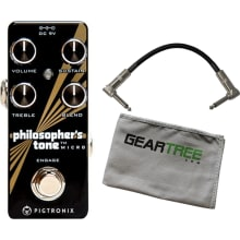 Pigtronix BCM Philosopher's Tone Bass Micro Compre