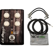 LR Baggs Align Series Delay Pedal w/ Geartree Clot