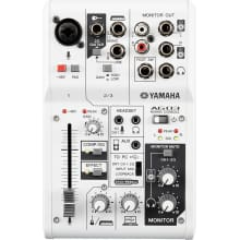 AG Series USB Audio Interface Mixer
