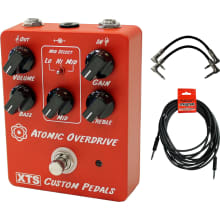 XTS Atomic Overdrive Pedal Bundle