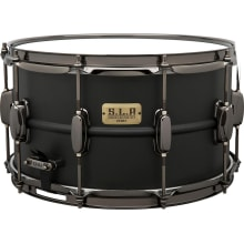 LST148 SLP Big Black Steel 8x14 Limited Ed. Snare