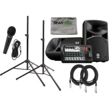 Stagepas 400 BT Bluetooth PA System Bundle