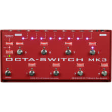 OctaSwitch III Switching Pedal