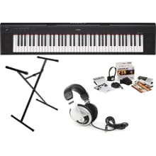 NP32B Kit Piaggero 76-Key Keyboard Bundle