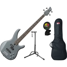 TRBX204 GRM 4-String Bass Guitar Bundle