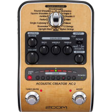 AC-2 Acoustic Creator Direct Box/Preamp Pedal