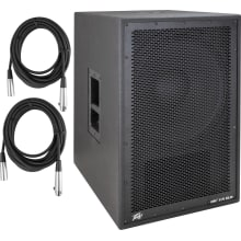 DM115 Dark Matter Powered Subwoofer Bundle