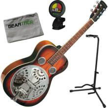 PBR Paul Beard Sig. Roundneck Resonator Bundle