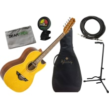 Bajo Quinto LBQ1EGT Acoustic-Electric Bundle