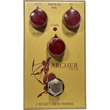 Archer Ikon Overdrive/Boost Pedal