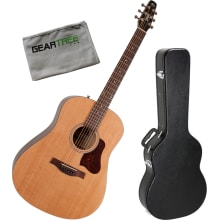Seagull 046409 S6 Original SLIM Acoustic Guitar Bu