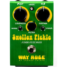WHE401S Swollen Pickle MKIIS Jumbo Fuzz Pedal