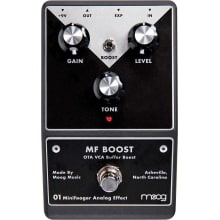 MF Boost 02 Guitar Effects Pedal