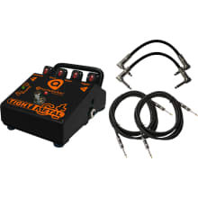 TightMetal ST Distortion Pedal Bundle