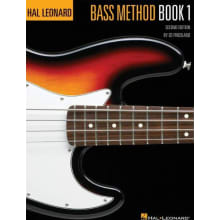 Bass Method 2nd Edition Book 1 w/CD