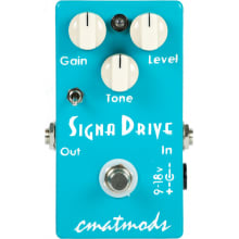 Signa Drive Overdrive Pedal