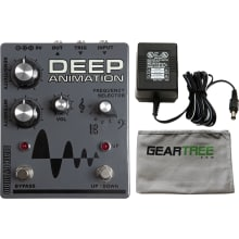 Death by Audio Deep Animation Filter/Overdrive Ped