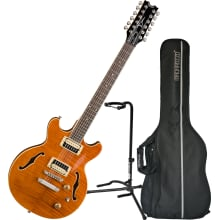 Boca 12-String Semi-Hollow Electric Bundle