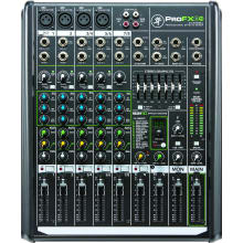 ProFX8v2 8-Channel Mixing Console w/Effects