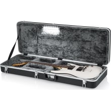 GC-ELECTRIC-LED Molded Guitar Case w/Internal LED