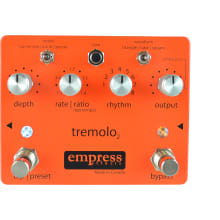 Tremolo 2 Guitar Effects Pedal
