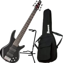 GSR206 Soundgear Electric Bass Bundle