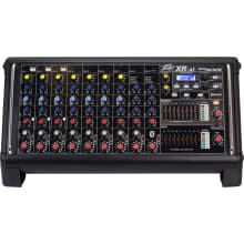 XR-AT 1000-Watt 9-Channel Powered Mixer
