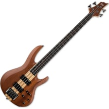 ESP LTD B-4E NS Natural Satin Electric Bass - Maho