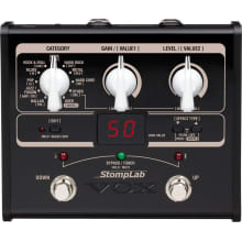 Stomplab1G Guitar Effects (103 Effects) Pedal