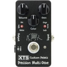 Precision Multi-Drive Guitar Effects Pedal