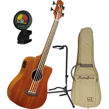 Microbass Micro Acoustic-Electric Bass Bundle