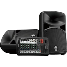 STAGEPAS 400 BT 400-watt, Portable PA System