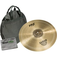 Sabian FRX2012 FRX Series 20in Ride Cymbal Bundle