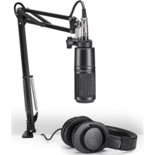 Audio Technica AT2020PK AT2020 Streaming Podcastin