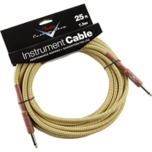 Custom Shop Performance 25' Instrument Cable