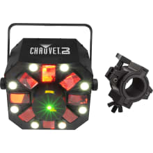 Swarm 5 FX LED Laser Strobe Light Effect Bundle