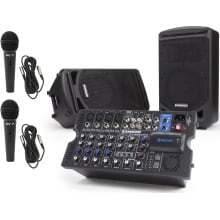 XP800B Expedition Portable PA System Bundle