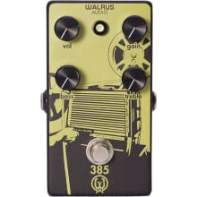 385 Overdrive Guitar Effect Pedal