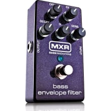 M82 Bass Envelope Filter Pedal