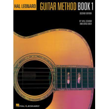 Guitar Method Instruction Book 1