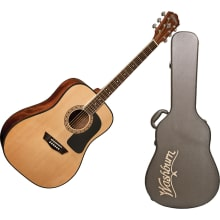 AD5K Apprentice 5 Acoustic Guitar with Case