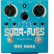 Supa Puss Analog Delay Pedal