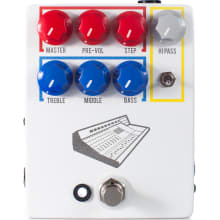 Colour Box Preamplifier Pedal