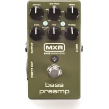 M81 Bass Preamp Pedal