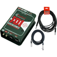 JDI MK3 Passive DI Box Bundle