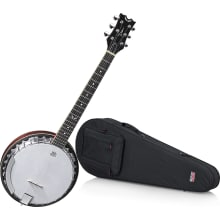 BW6 Backwoods 6-String Banjo Bundle