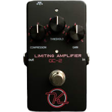 GC-2 Limiting Amplifier Compression Pedal
