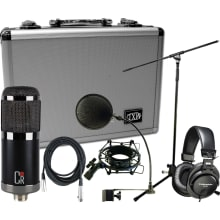 CR89 Studio Condensor Microphone Bundle